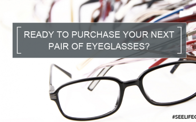 Five Things To Know Before Purchasing Your Next Eyeglasses
